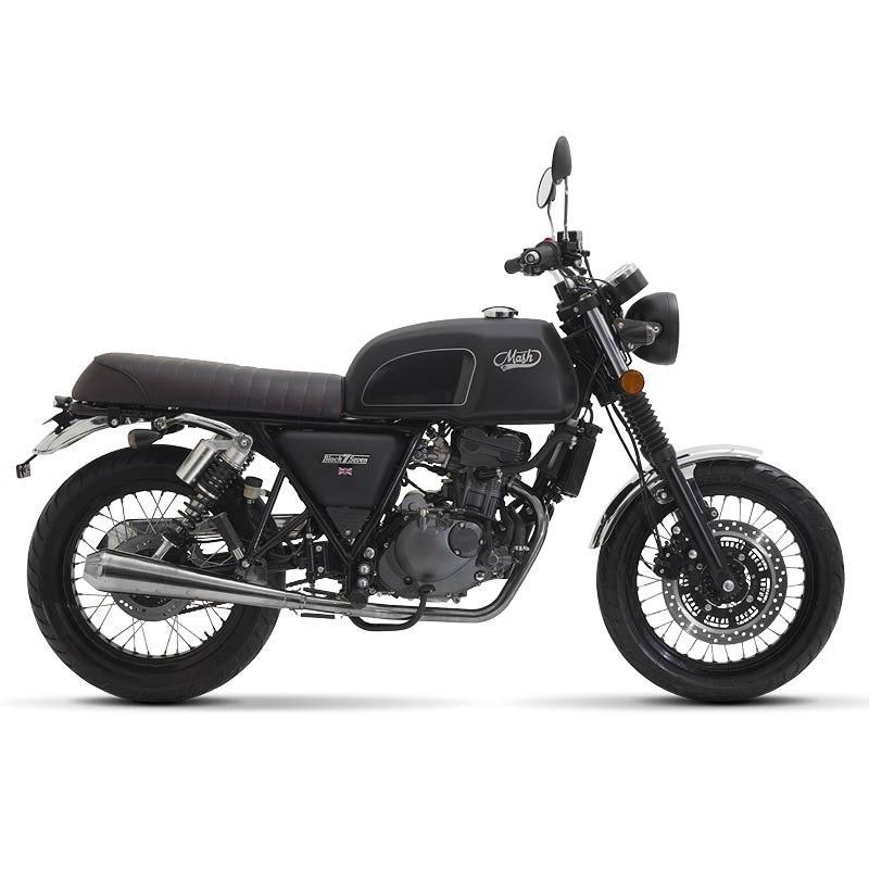 Mash Black Seven 125 cm3 | Mash Motorcycles