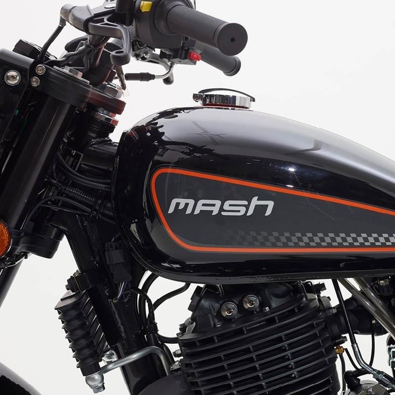 Mash dirt track 650