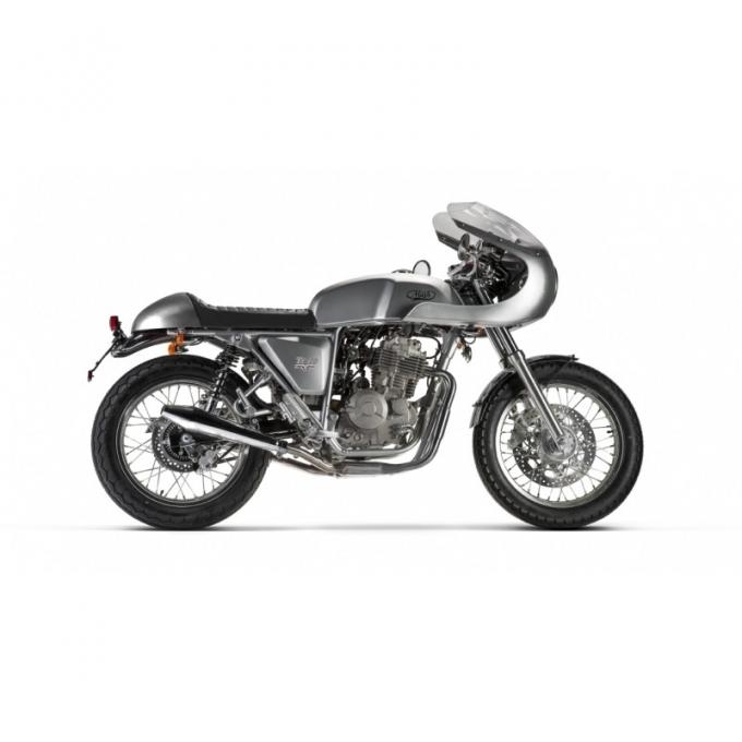 Mash TT40 Silver