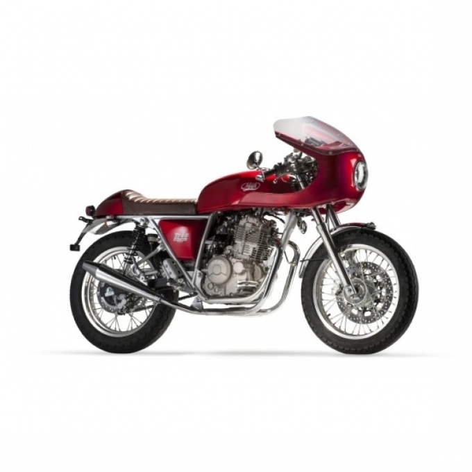 Mash TT40 Red