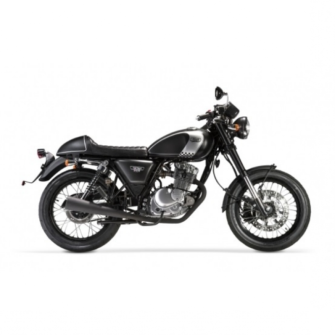 Mash Cafe Racer 125cm3 Black Edition