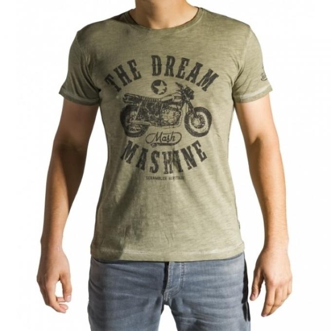 Zaļš T-krekls