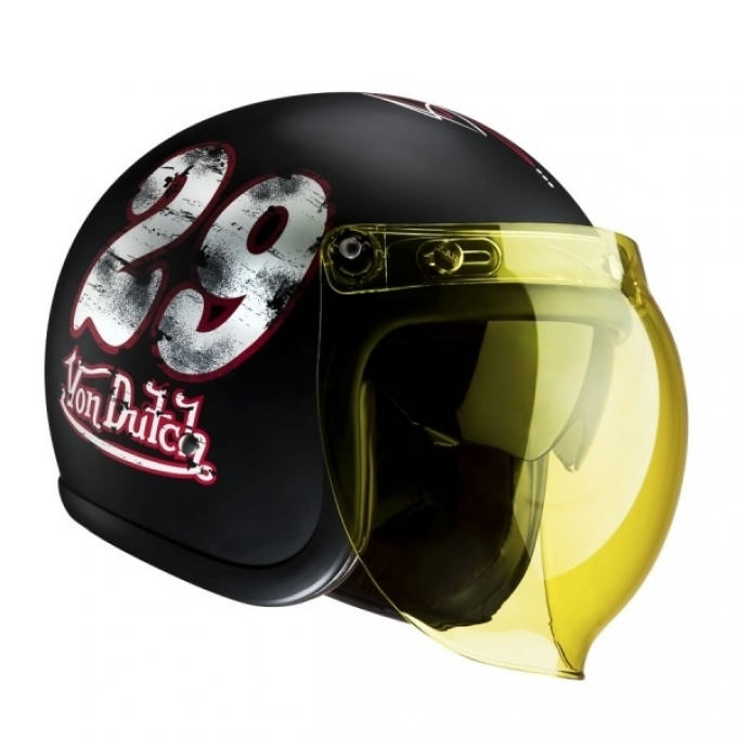 Moto ķivere Von Dutch Twenty nine