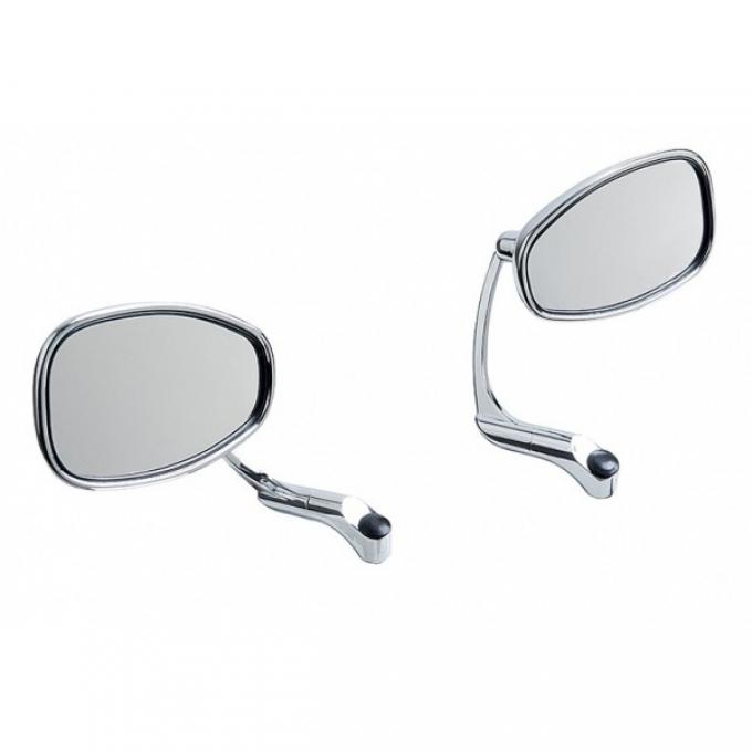 Cafe Racer Spoguļu komplekts