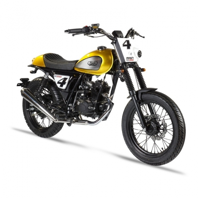 mash dirt track gold 50 cm3 mash motorcycles. Black Bedroom Furniture Sets. Home Design Ideas
