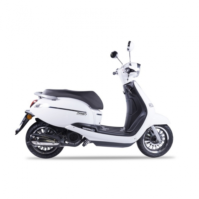 Mash City 125 cm3 Cruise 4T white