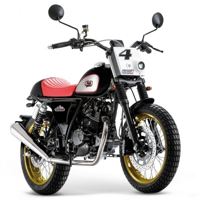 Mash Dirt Track Black 125 cm3 | Mash Motorcycles